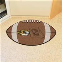 "University of Missouri Southern Style Football Mat 20.5""x32.5"""