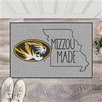 "University of Missouri Southern Style Starter Mat 19""x30"""