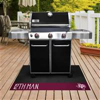 "Texas A&M University Southern Style Grill Mat 26""x42"""