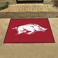 "Arkansas Razorbacks All-Star Rug 34""x45"""