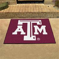 "Texas A&M University All-Star Mat 33.75""x42.5"""