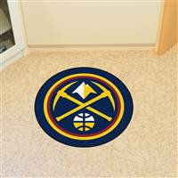 "NBA - Denver Nuggets Mascot Mat 36"" x 36"""