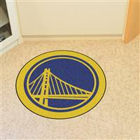 "NBA - Golden State Warriors Mascot Mat 36"" x 36"""