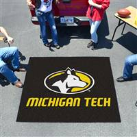"Michigan Tech Huskies Tailgater Rug, 60"" x 72"""