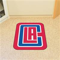 "NBA - Los Angeles Clippers Mascot Mat 27.1"" x 36"""
