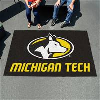 "Michigan Tech Huskies Ulti-Mat, 60"" x 96"""