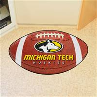"Michigan Tech Football Rug 22""x35"""