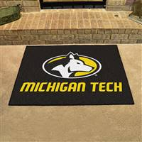 "Michigan Tech University All-Star Mat 33.75""x42.5"""