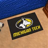 "Michigan Tech University Starter Mat 19""x30"""