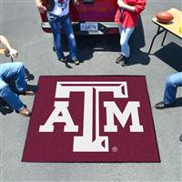"Texas A&M Aggies Tailgater Rug 60""x72"""