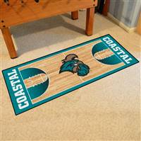 "Coastal Carolina University NCAA Basketball Runner 30""x72"""