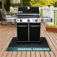 "Coastal Carolina University Grill Mat 26""x42"""