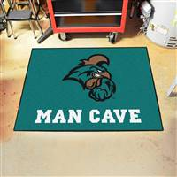"Coastal Carolina University Man Cave All-Star 33.75""x42.5"""