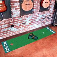 "Coastal Carolina University Putting Green Mat 18""x72"""