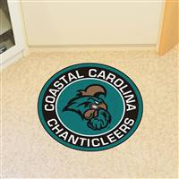 "Coastal Carolina University Roundel Mat 27"" diameter"