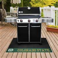"Colorado State University Grill Mat 26""x42"""