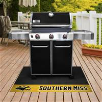 "University of Southern Mississippi Grill Mat 26""x42"""