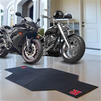 "Rutgers University Motorcycle Mat 82.5""x42"""