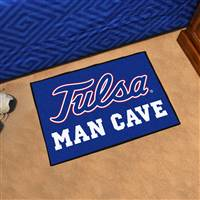 "University of Tulsa Man Cave Starter 19""x30"""