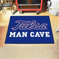 "University of Tulsa Man Cave All-Star 33.75""x42.5"""