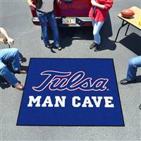 "University of Tulsa Man Cave Tailgater 59.5""x71"""