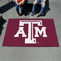 "Texas A&M University Ulti-Mat 59.5""x94.5"""