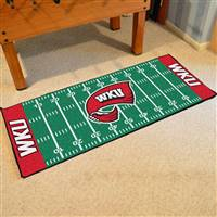 "Western Kentucky University Football Field Runner 30""x72"""