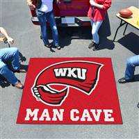 "Western Kentucky University Man Cave Tailgater 59.5""x71"""