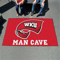 "Western Kentucky University Man Cave UltiMat 59.5""x94.5"""