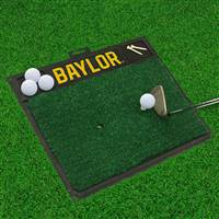 "Baylor University Golf Hitting Mat 20"" x 17"""