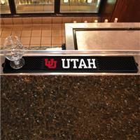 "University of Utah Drink Mat 3.25""x24"""