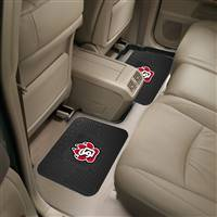 "University of South Dakota 2 Utility Mats 14""x17"""