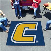 "University Tennessee Chattanooga Tailgater Rug, 60"" x 72"""