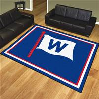"Chicago Cubs 8x10 Rug 87""x117"""