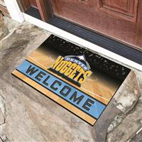"NBA - Denver Nuggets Crumb Rubber Door Mat 18""x30"""