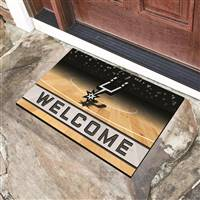 "NBA - San Antonio Spurs Crumb Rubber Door Mat 18""x30"""