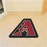 "Arizona Diamondbacks Mascot Mat 34.2"" x 30"""