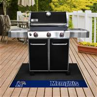 "University of Memphis Grill Mat 26""x42"""
