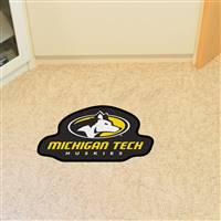 "Michigan Tech University Mascot Mat 30"" x 30.4"""