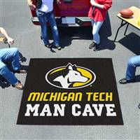 "Michigan Tech University Man Cave Tailgater 59.5""x71"""