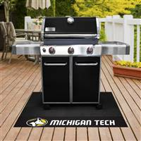 "Michigan Tech University Grill Mat 26""x42"""