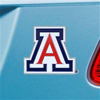 "University of Arizona Color Emblem  3""x3.2"""
