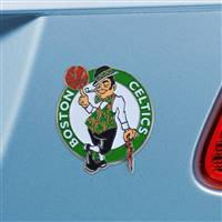 "NBA - Boston Celtics Color Emblem  3""x3"""