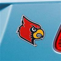 "University of Louisville Color Emblem  2.9""x3.2"""