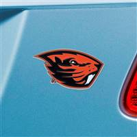 "Oregon State University Color Emblem  3""x3.2"""