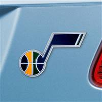 "NBA - Utah Jazz Color Emblem  2""x3.2"""
