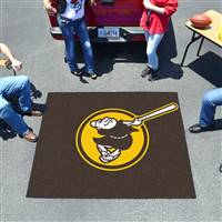 "San Diego Padres Tailgater Mat 59.5""x71"""