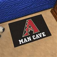 "Arizona Diamondbacks Man Cave Starter 19""x30"""