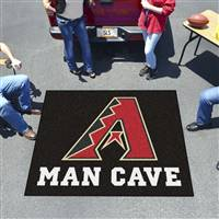 "Arizona Diamondbacks Man Cave Tailgater 59.5""x71"""