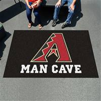 "Arizona Diamondbacks Man Cave Ultimat 59.5""x94.5"""